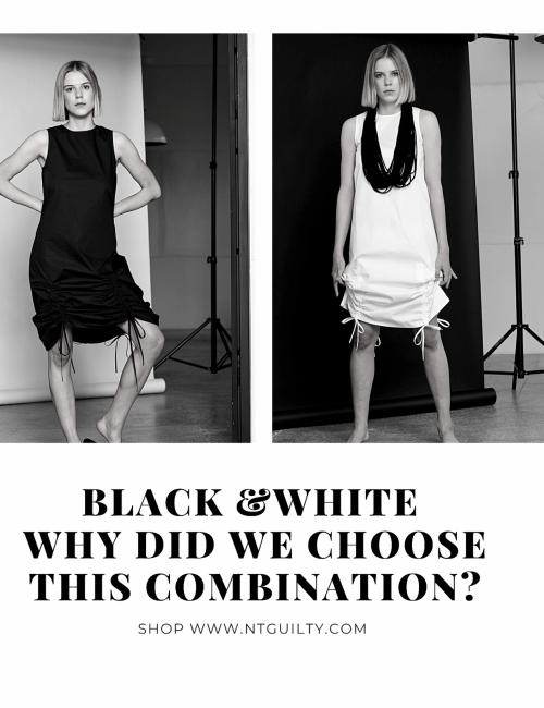 Biel i czerń – dlaczego je wybrałyśmy?
